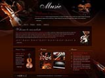 Free Modules_AllDnnSkins 11209.02 Music DIV CSS Skin DNN5/6/7.x